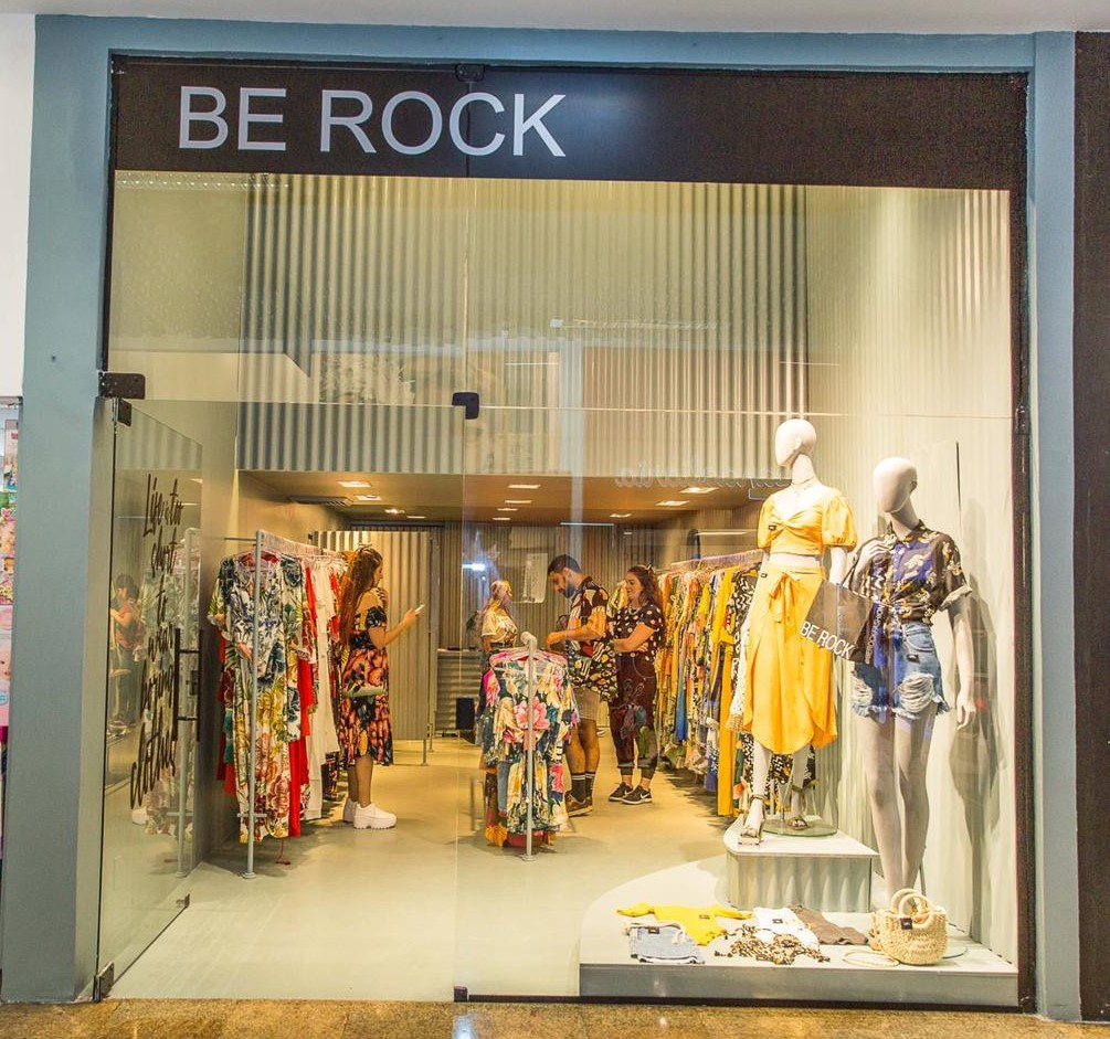 BE ROCK FASHION