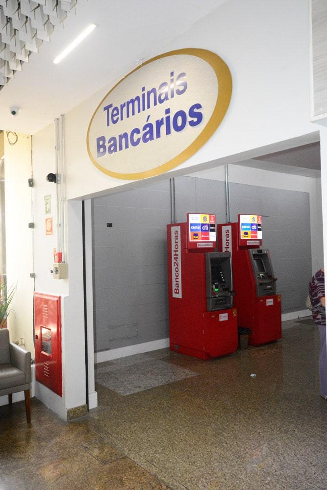 TERMINAIS BANCÁRIOS