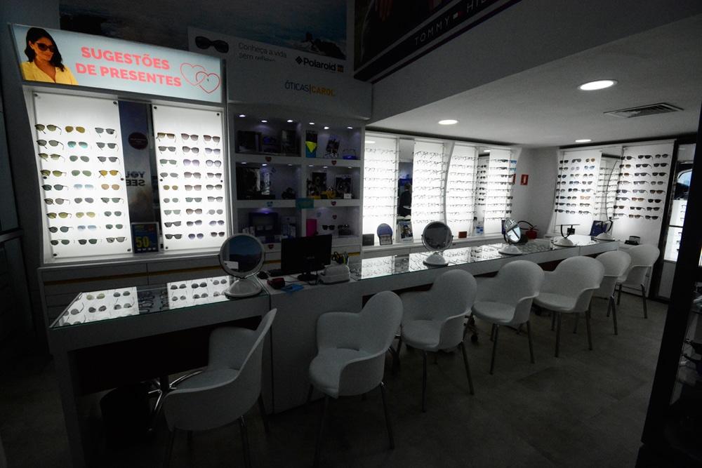 a92e7b7bd ÓTICAS CAROL – Shopping Balneário