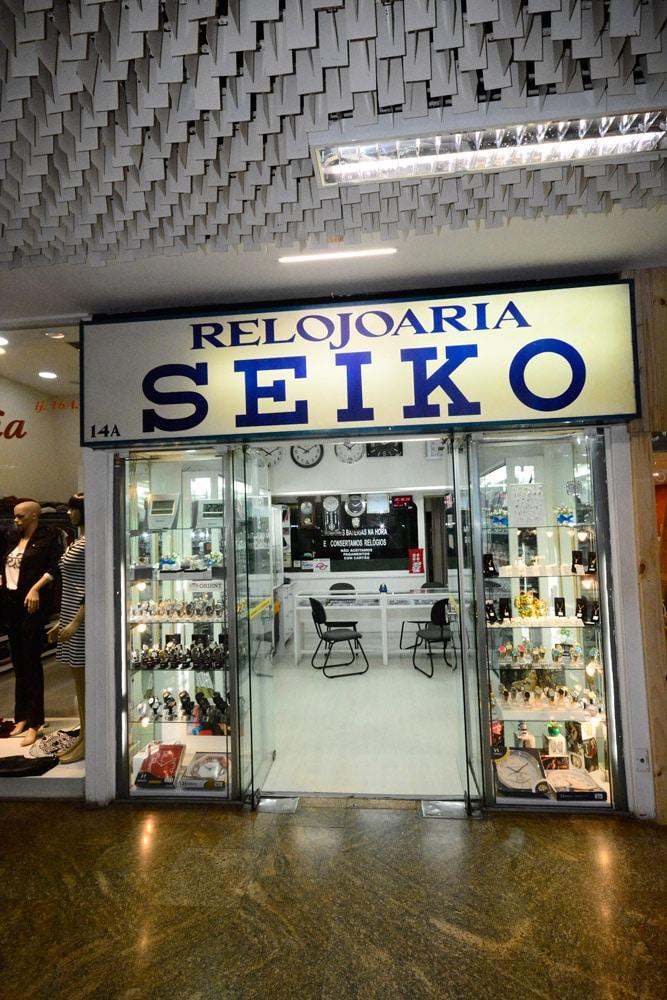RELOJOARIA SEIKO