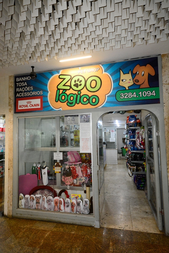 PET SHOP ZOOLÓGICO