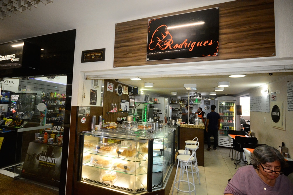 RESTAURANTE RODRIGUES