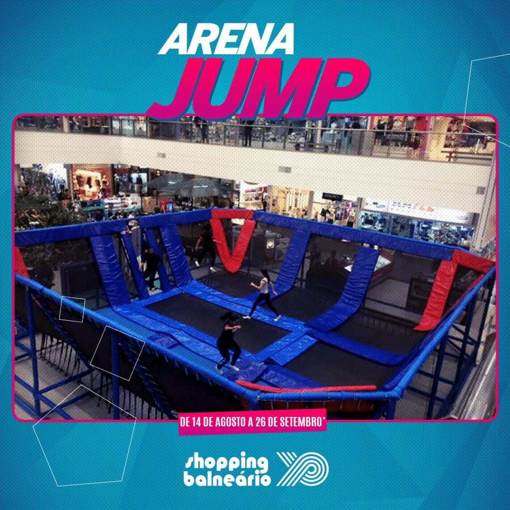 Arena  Jump