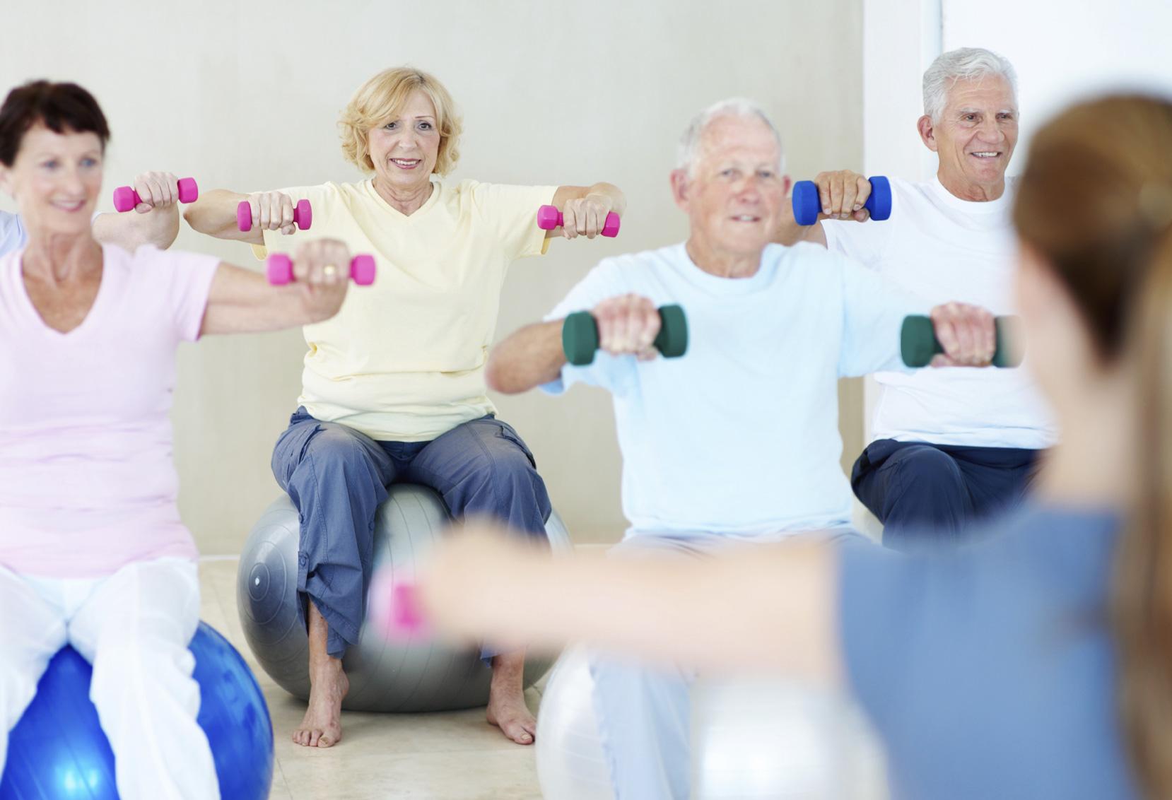 Descubra Quais Atividades Físicas São Mais Indicadas Para Os Idosos