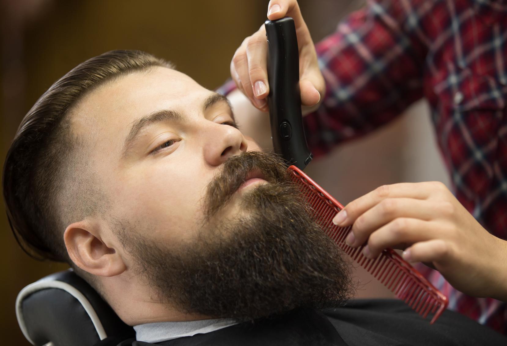 Conheça A Rotina Básica Para Manter A Barba Bem Cuidada