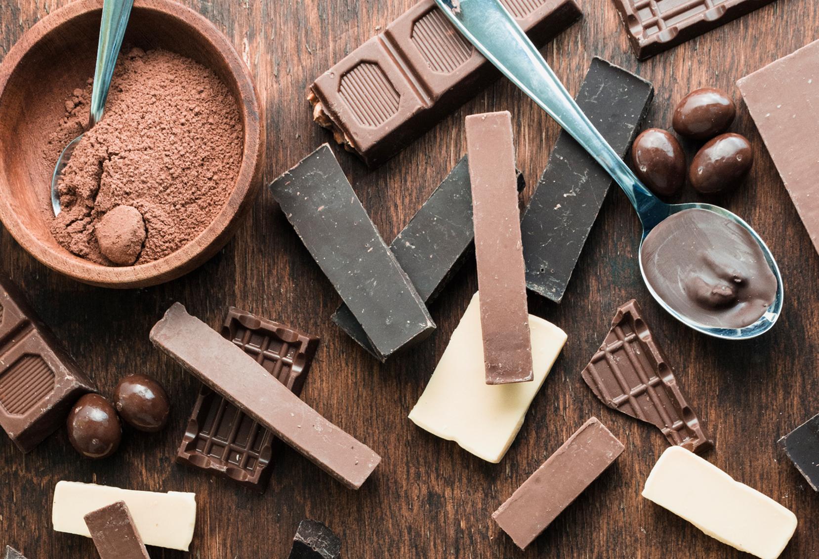 Descubra Qual Chocolate Traz Benefícios Para A Sua Saúde