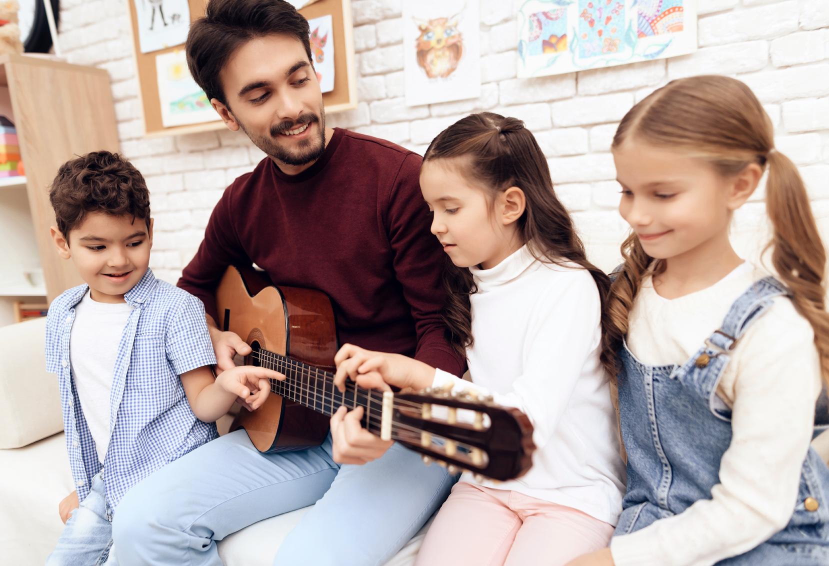 Importância Da Música No Processo Ensino-aprendizagem