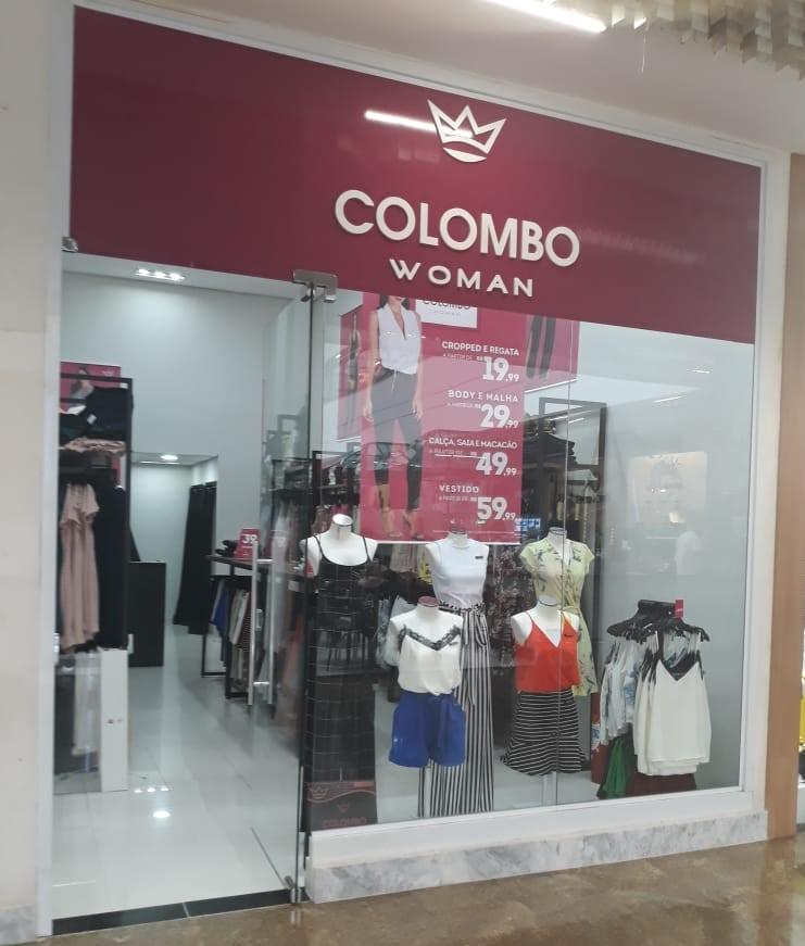 Colombo Woman