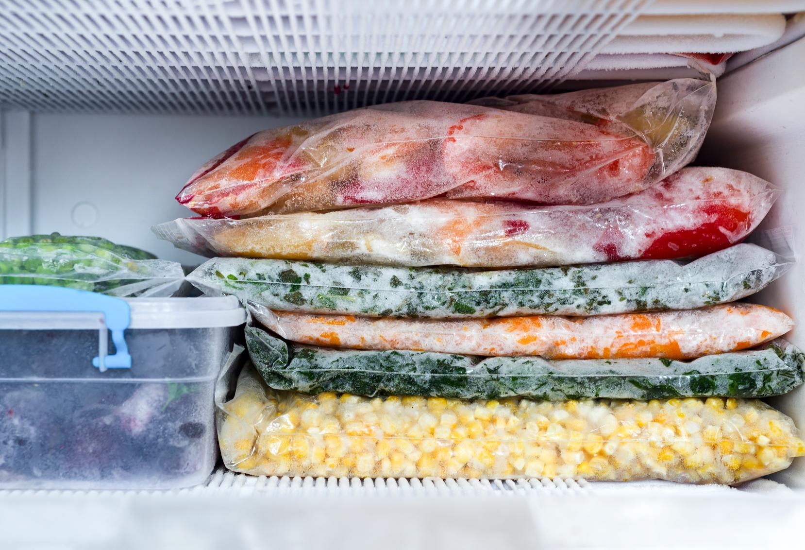 Quer Congelar Os Alimentos? Mitos E Verdades