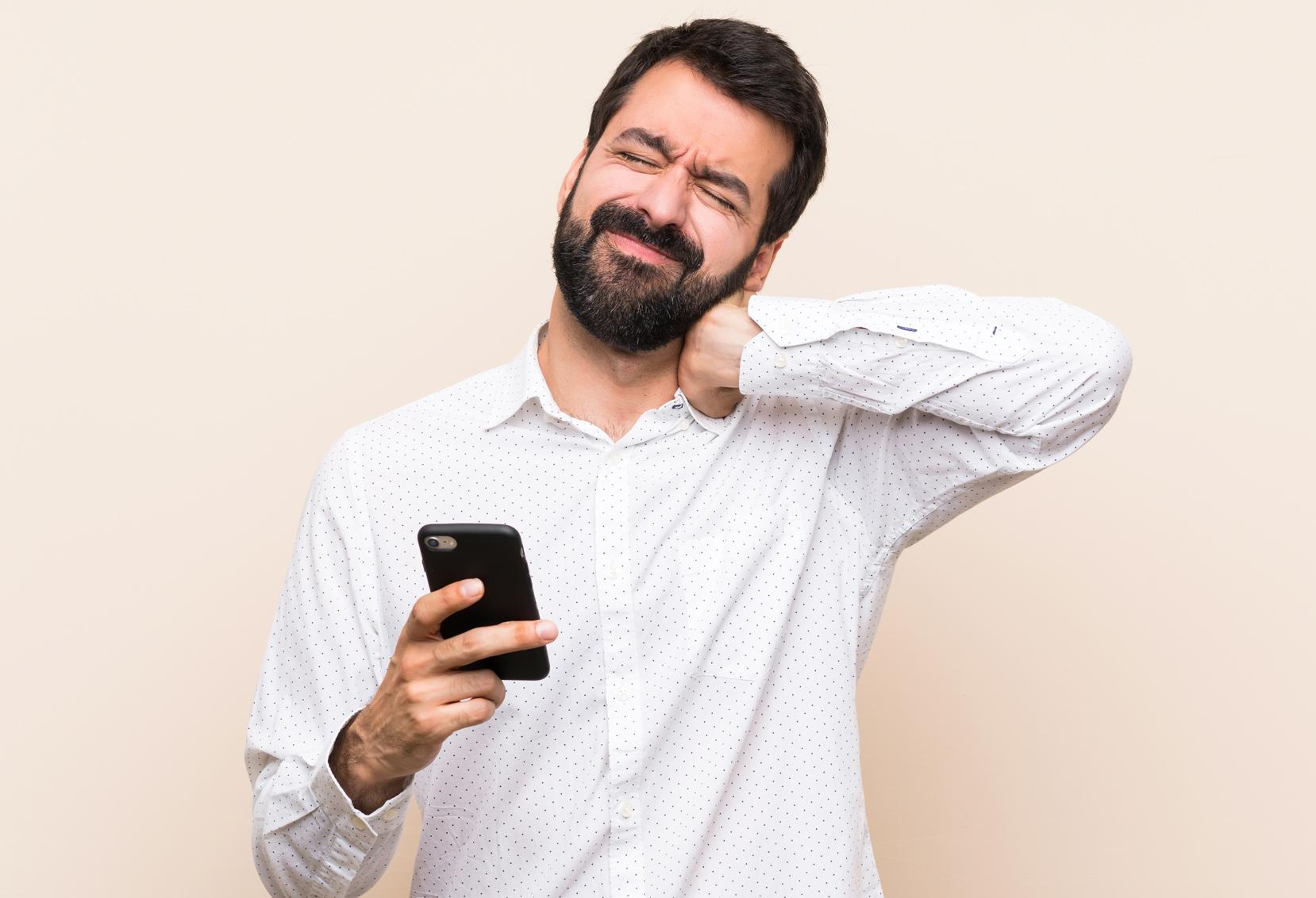 Já Ouviu Falar Na Síndrome Do Pescoço De Texto?