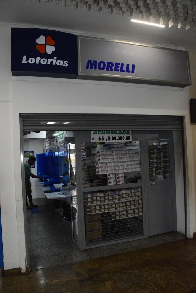 LOTÉRICA MORELLI