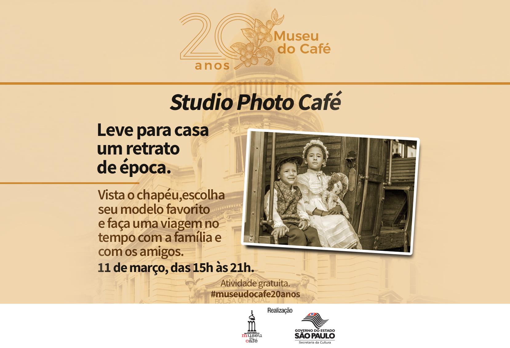 Museu Do Café Comemora 20 Anos Com Ações Interativas E Degustações