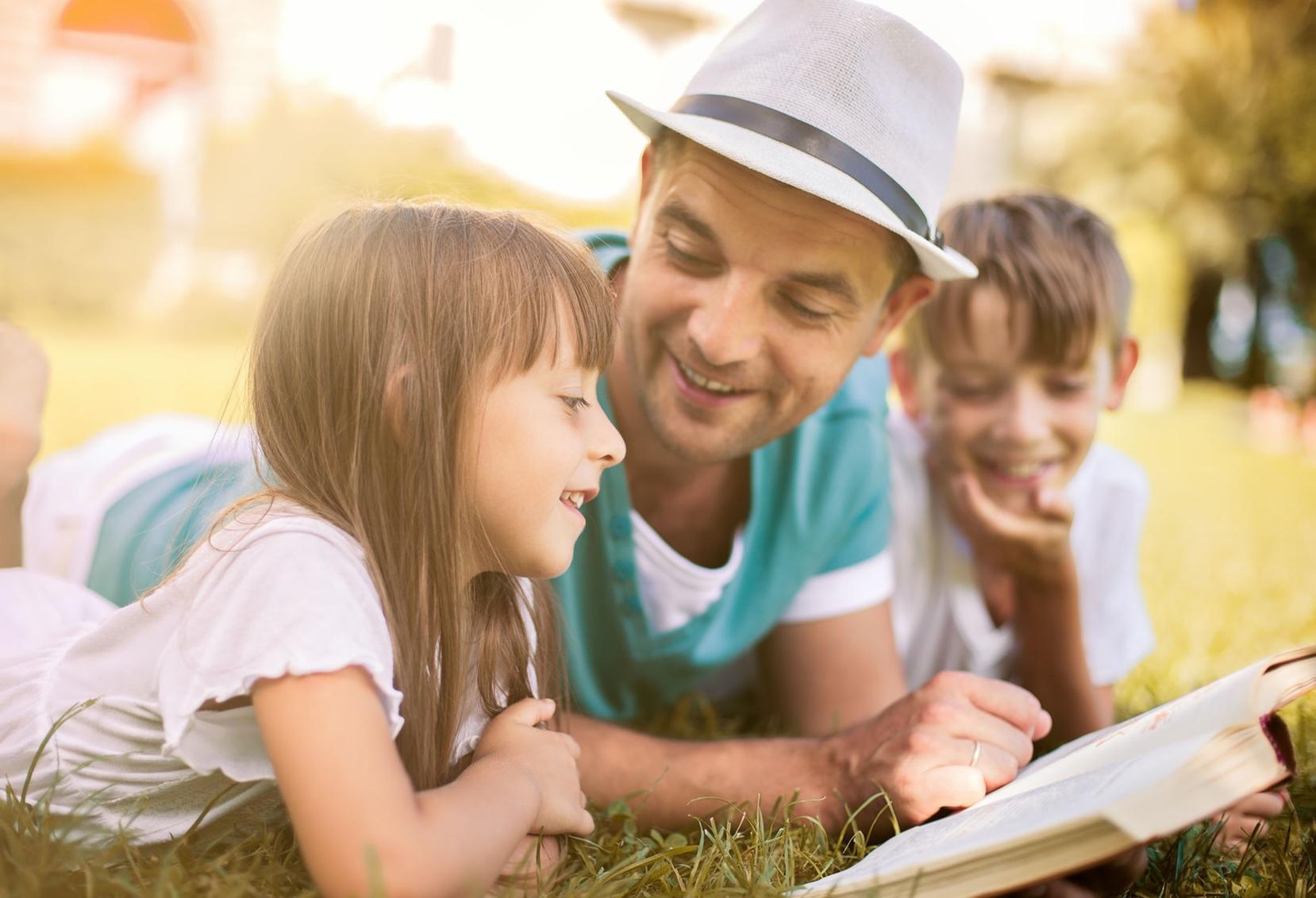 Importância Da Leitura Na Infância