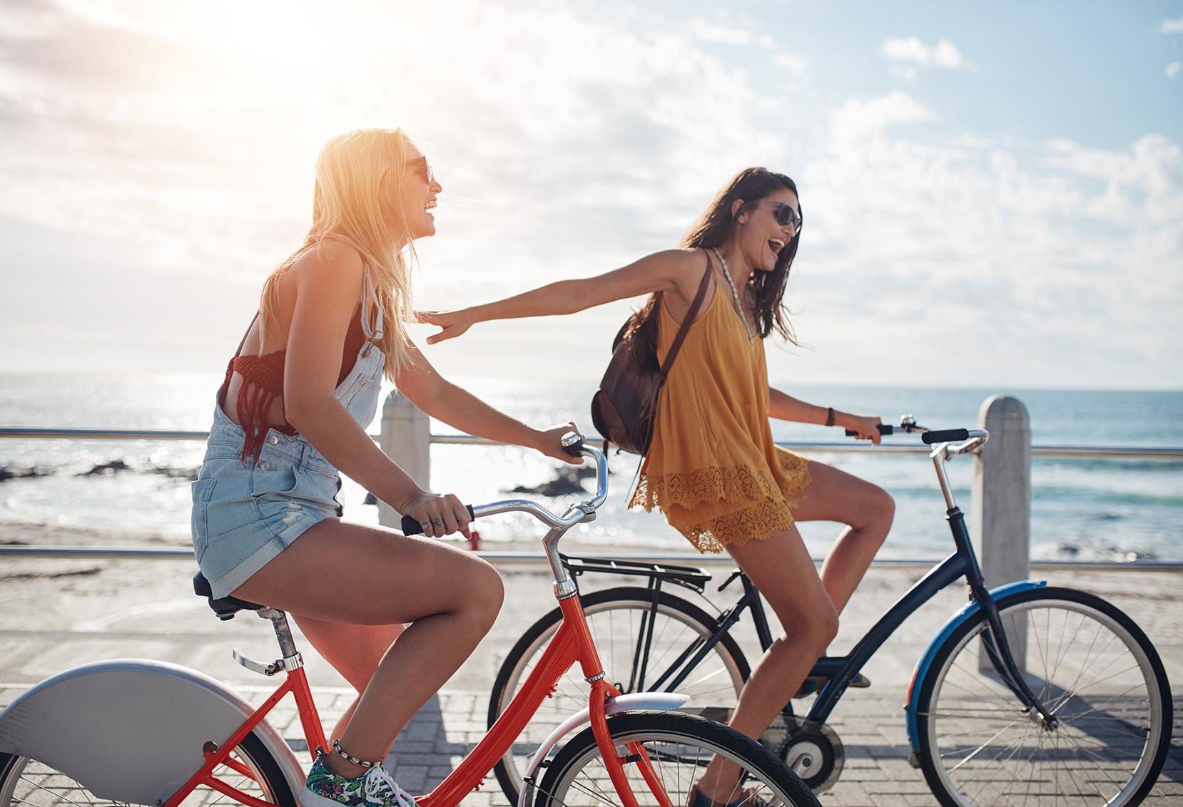 Descubra Bons Motivos Para Ir De Bike Em Santos