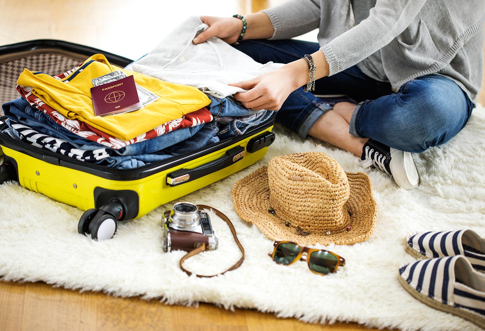 Saiba Como Organizar As Malas De Viagem Sem Estresse