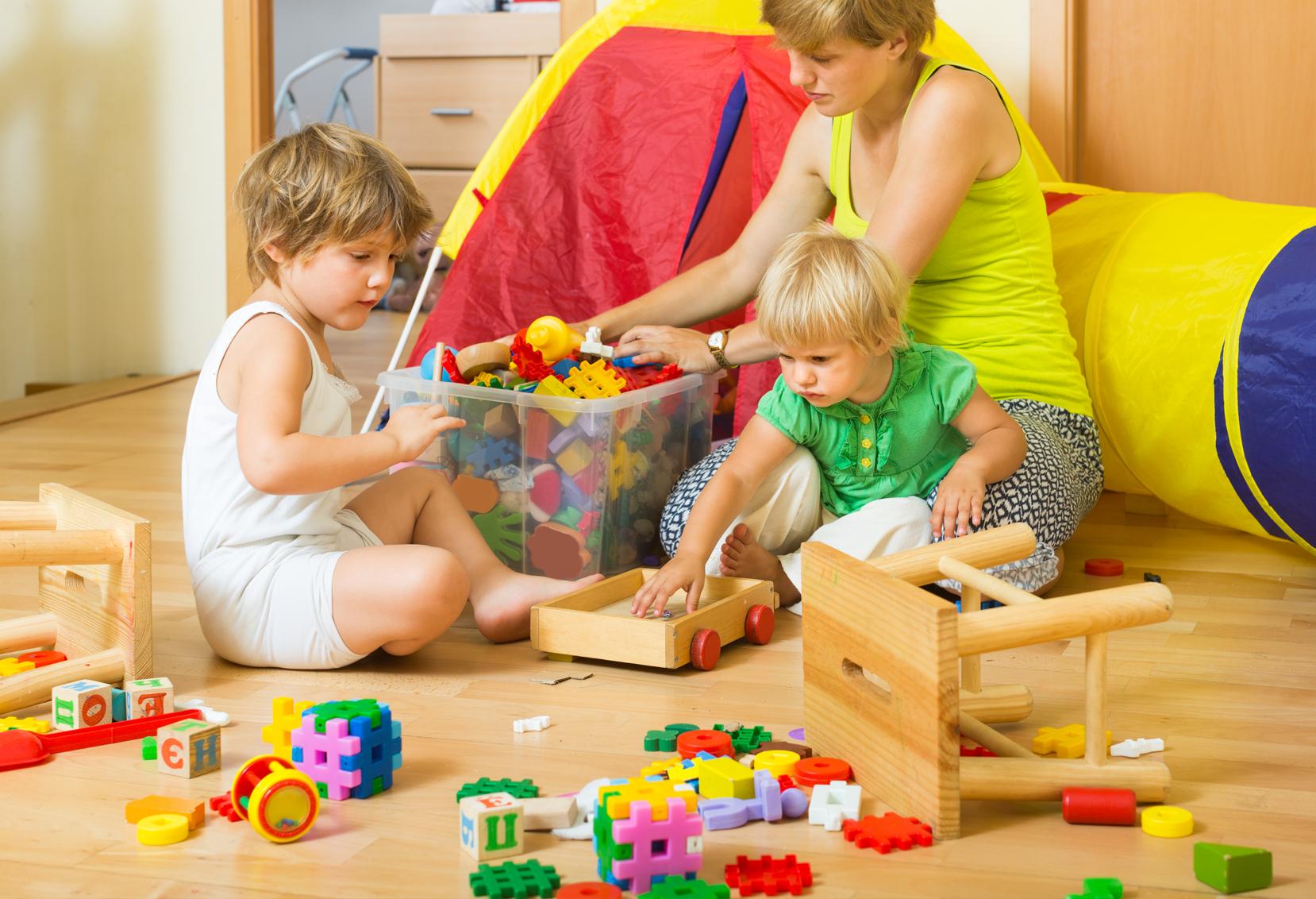 Conheça O Papel Dos Brinquedos Educativos No Desenvolvimento Infantil