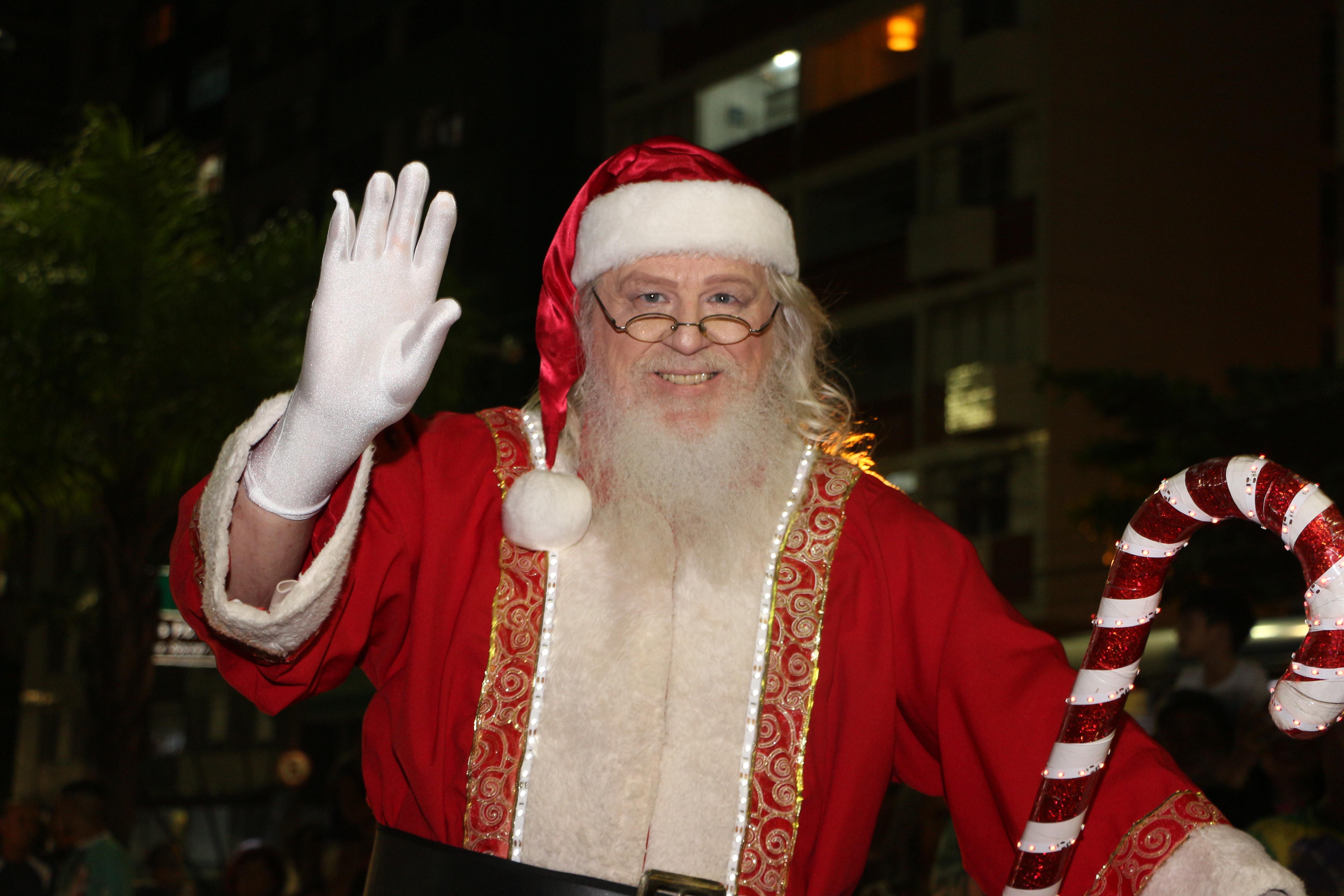 Shopping Parque Balneário Realiza 7ª Parada De Natal