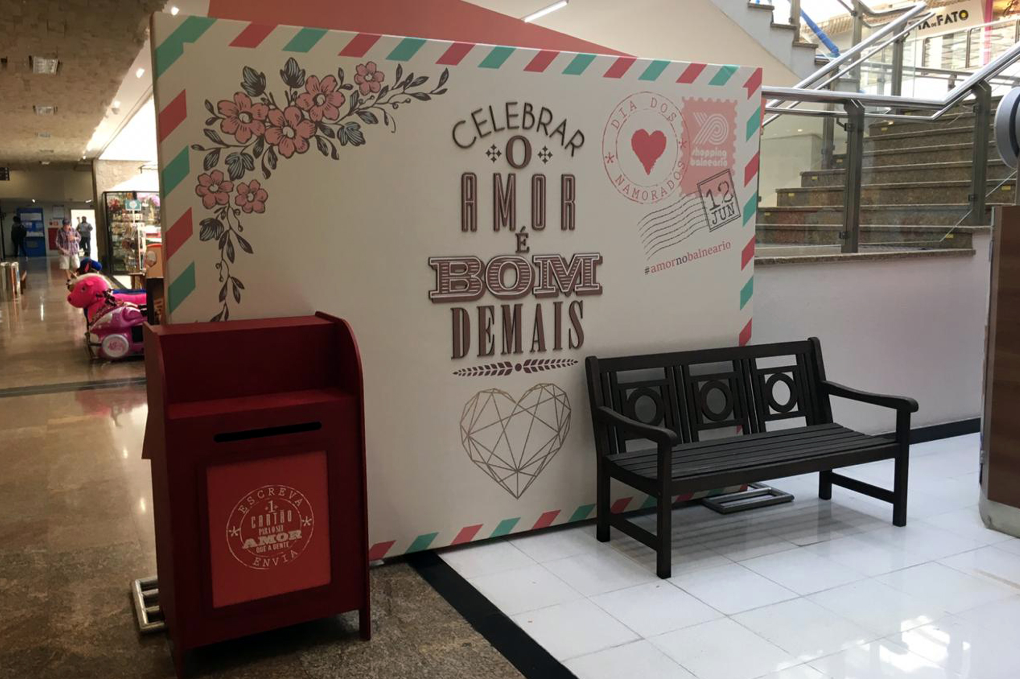 Shopping Parque Balneário Prepara Atividades Para O Dia Dos Namorados