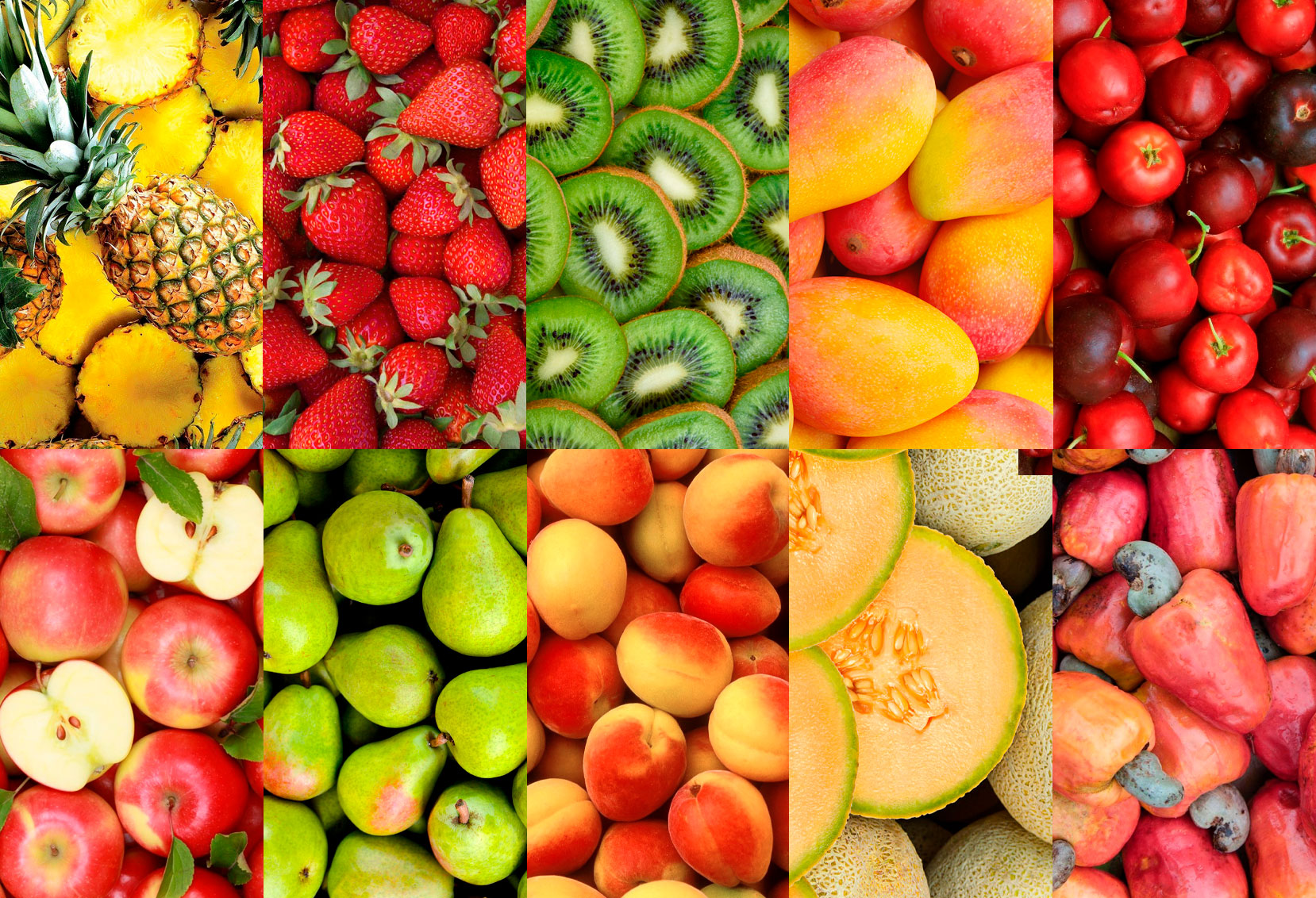 Primavera: As Frutas Da Estação E Seus Benefícios Para O Corpo.