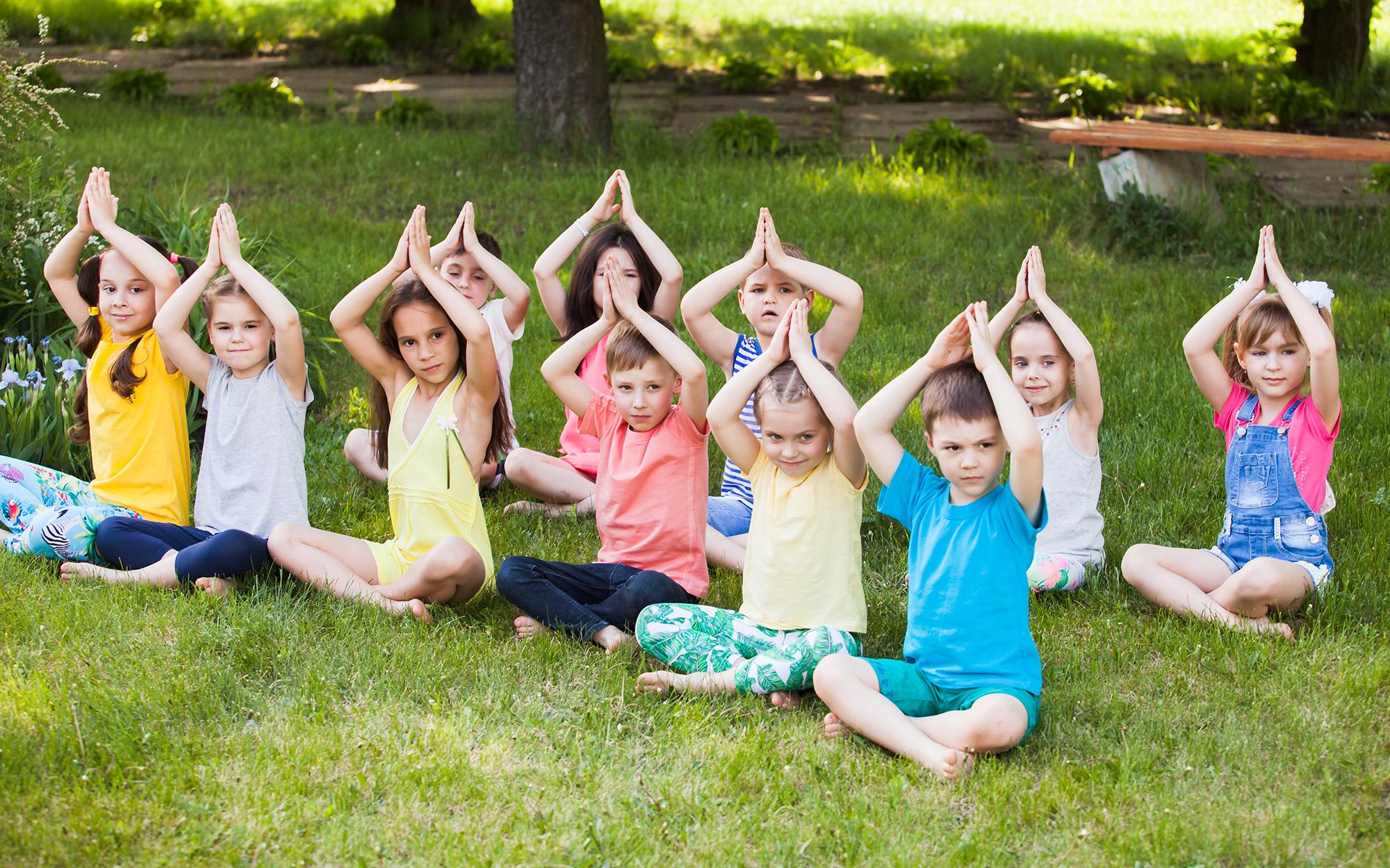 Benefícios Da Yoga Para Crianças