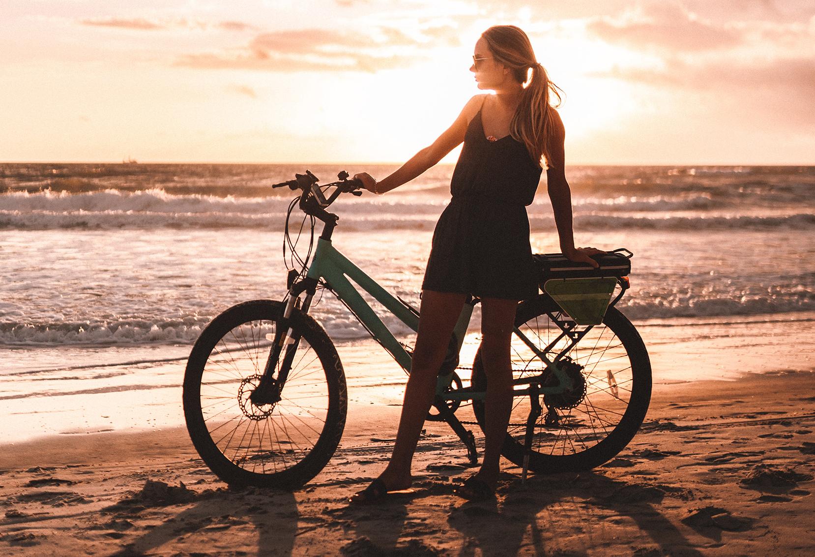 Os Benefícios De Andar De Bicicleta
