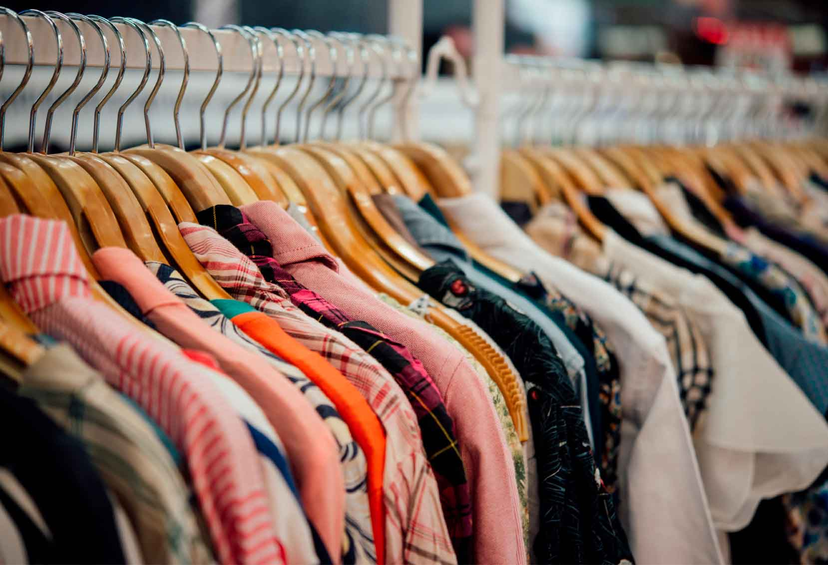 Sabe organizar o guarda-roupa?