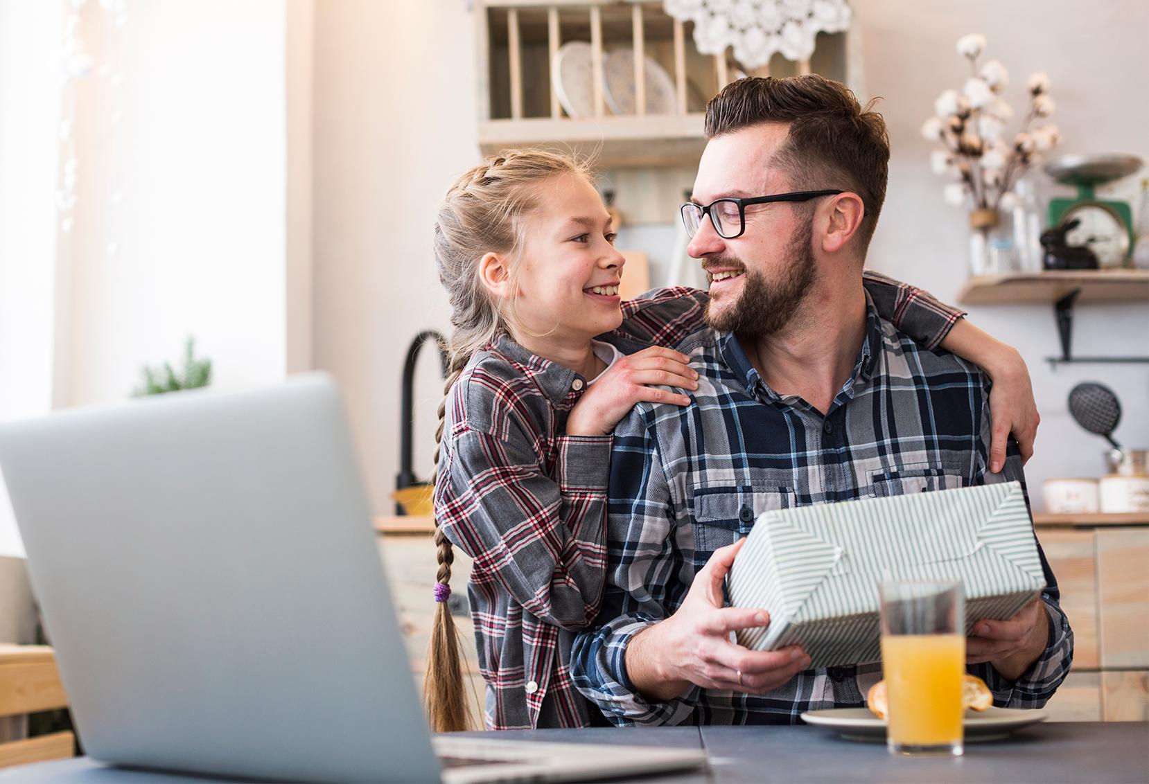Dia Dos Pais : Surpreenda Quem Você Ama