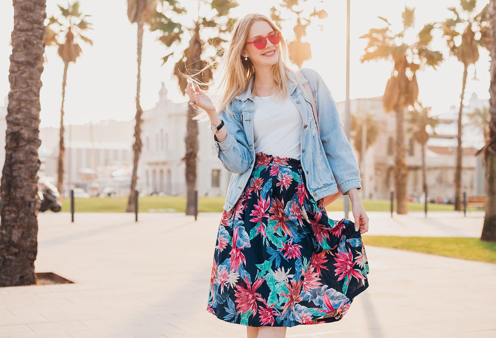 Primavera : Tendências da moda