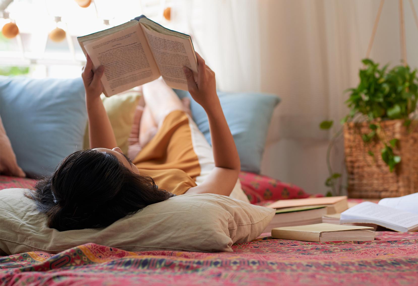 Como escolher o livro certo para ler